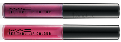 MAC Rose Romance Lip Stains