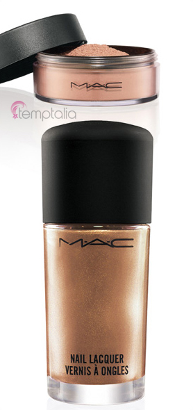 MAC Style Warrior Nail Lacquer